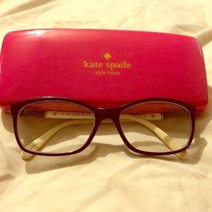 Kate Spade prescription glasses